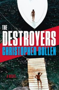 Blacklight: In Bollen's 'The Destroyers', the Sun-drenched and Seedy Greek Island of Patmos Steals the Show image