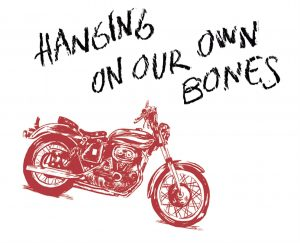 'Hanging on Our Own Bones' by Judy Grahn image