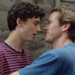 First Kiss: On Watching Luca Guadagnino's 'Call Me By Your Name'