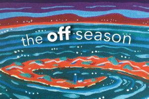 'The Off Season' by Amy Hoffman image