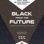 Call for Submissions: Black Speculative Writing