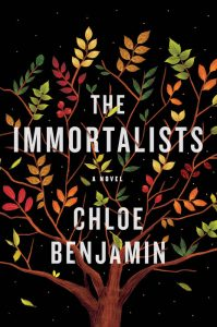 'The Immortalists' by Chloe Benjamin image