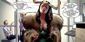 Gender-fluid Loki, NBCC Award Finalists, Gay YA Movie Adaptations, and More LGBT News image