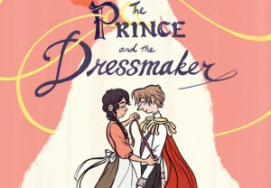'The Prince and the Dressmaker' by Jen Wang image