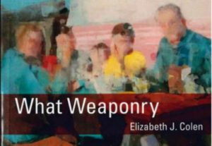 'What Weaponry' by Elizabeth J. Colen image