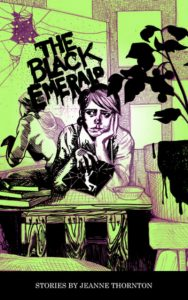 'The Black Emerald' by Jeanne Thornton image