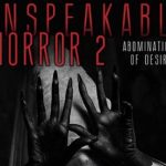 'Unspeakable Horror 2: Abominations of Desire' Edited by Vince A. Liaguno