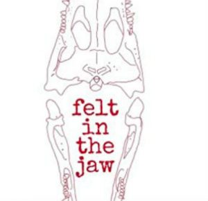 'Felt in the Jaw' by Kristen N. Arnett image