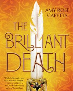 'The Brilliant Death' by Amy Rose Capetta image