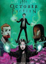 October Faction Volume 5: Supernatural Dreams bySteve Niles & Damien Worm