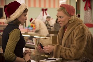 Cate Blanchett on Starring in Carol, Martin Duberman on LGBTQ Equality, and More LGBTQ News image
