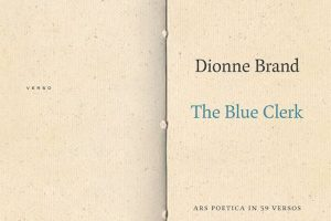 'The Blue Clerk' by Dionne Brand image