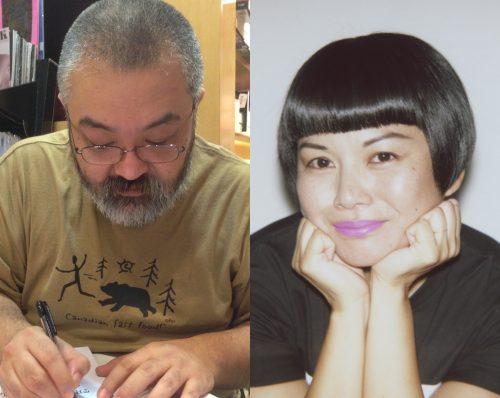 Gengoroh Tagame and Anne Ishii