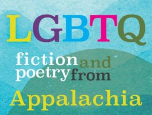 'LGBTQ Fiction and Poetry from Appalachia' Edited by by Jeff Mann and Julia Watts image
