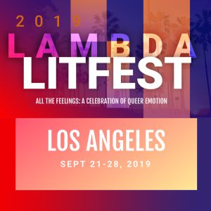 3rd Annual Lambda LitFest Brings a Week of Queer Literature to the Community image