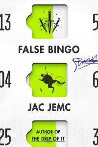'False Bingo: Stories' by Jac Jemc image