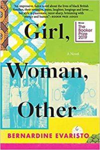 'Girl, Woman, Other' by Bernardine Evaristo image