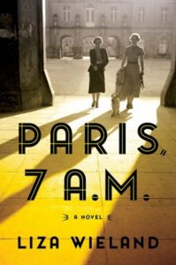 'Paris, 7 A.M.' by Lisa Wieland image