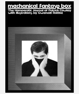 'Mechanical Fantasy Box: The Homoerotic Journal of Patrick Cowley' by Patrick Cowley image