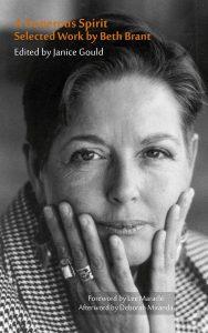 Deborah Miranda on A Generous Spirit: Selected Works by Beth Brant image