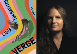 LGBTQ News: Branded Hosts Reading Series, Lidia Yuknavitch Talks 'Verge' image