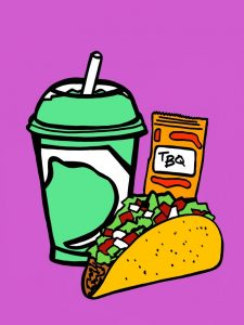 The Taco Bell Quarterly is Seeking Taco Bell-Adjacent Fiction, Essays, and Poetry image