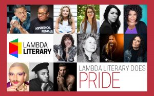 Lambda Literary Celebrates Pride with a Star-Studded Line-Up image