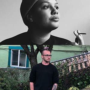 Xandria Phillips and Calvin Gimpelevich Win 2020 Judith A. Markowitz Award for Emerging Writers image