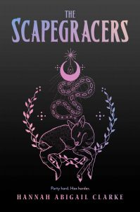 Teen Witches on the Move! Read Hannah Abigail Clarke's The Scapegracers image