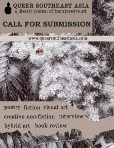 Queer Southeast Asia is Seeking Submissions image