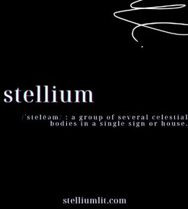 Stellium is Seeking Work From Black and QTPOC Writers image