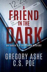 C.S. Poe and Gregory Ashe Discuss Co-Authoring a Crime Novel image