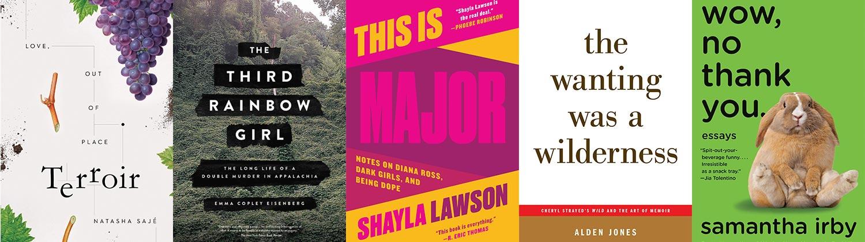 2021 Lambda Literary Awards Bisexual Nonfiction finalists