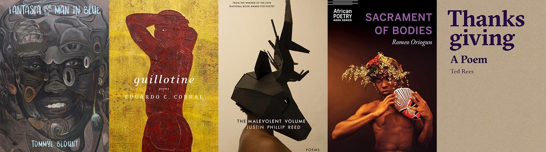 2021 Lambda Literary Awards Gay Poetry finalists
