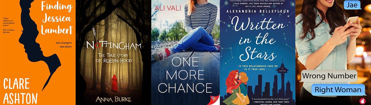 2021 Lambda Literary Awards Lesbian Romance finalists