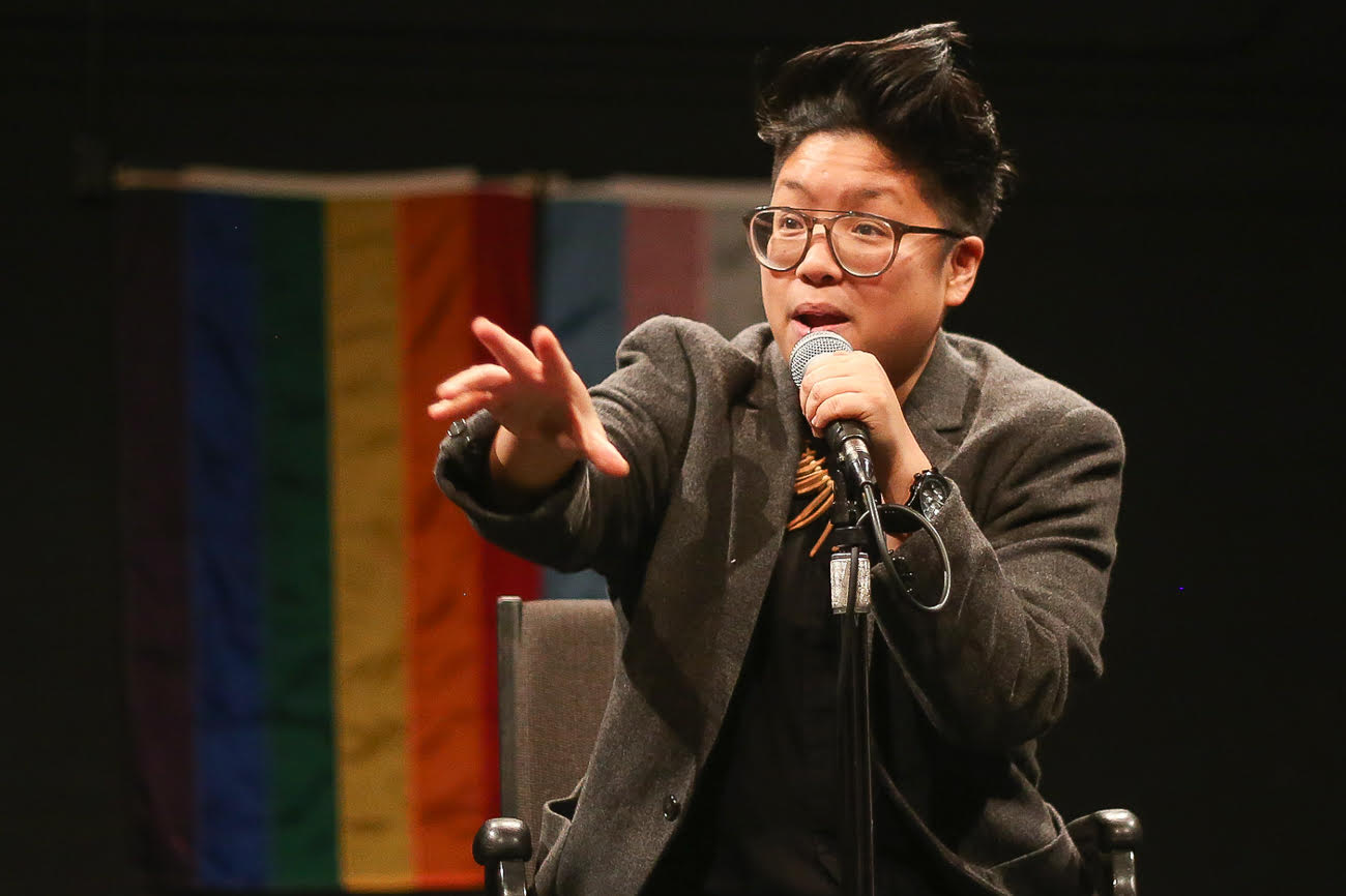 Trans & Non-Binary BIPOC Poets Discuss Human Rights & Poetics of Justice with Kay Ulanday Barrett image