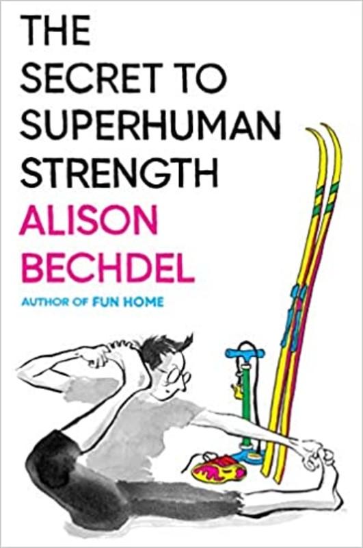Excerpt of Alison Bechdel's The Secret to Superhuman Strength image